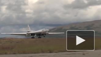 Полет Ту-160 над Северной Атлантикой стал ответом на провокации НАТО