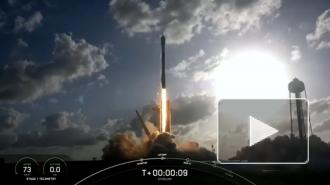 SpaceX запустила ракету с 54 спутниками на борту