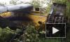 Видео: На Ставрополье самолет АН-2 загорелся при взлете