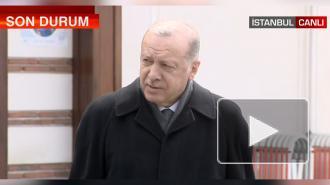 """Турция может приступить к осуществлению проекта по строительству канала """"Стамбул"""" уже в июне"""