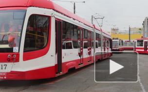 В Петербурге выбирают лучшего вагоновожатого