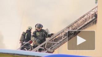 Две женщины погибли в пожаре на Новоизмайловском проспекте