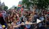 Геи и лесбиянки заполонили улицы центра Петербурга