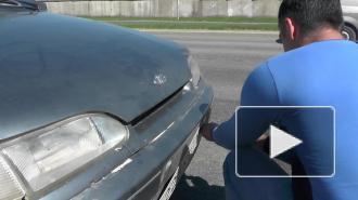 Полиция Петербурга ловит водителей, которые не ставят автомобили на учёт