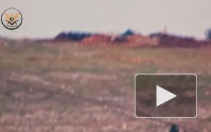 Россия начала переброску тяжелых танков Т-90 в Сирию