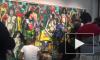 """В Эрарте китайский художник-""""невидимка"""" разрисовал инста-блоггера Елену Шейдлину"""