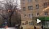 Очевидец снял на видео горящие провода в Екатеринбурге