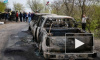 Новости Украины: в Славянске прошла панихида по погибшим ополченцам