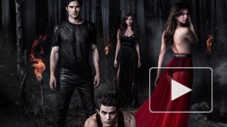Дневники вампира, 6 сезон: после выхода 4 серии актеры погуляли на свадьбе звезды фильма с известным рокером