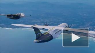 Airbus представила концепт самолетов с водородными двигателями