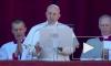Папа Римский в рождественском послании упомянул Украину