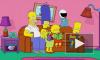 "Семья Симпсонов станцевала ""Homer Shake"""
