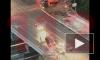 Видео: сын экс-главы сенатора сбил полицейского в попытке скрыться от ГИБДД