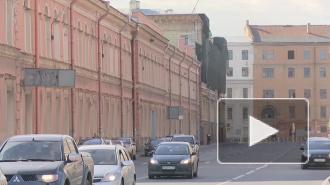 Петербург утопает в огромных пробках