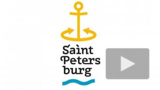 В Сети опубликовали логотип Петербурга от студии Артемия Лебедева