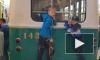 Ужасающие новости из Петербурга: дети обкидывали петардами поезда