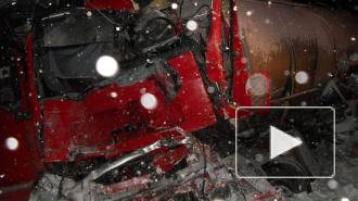 ДТП в Нижегородской области 17.01: автобус врезался в молоковоз, есть жертвы