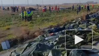 Иран отказался выплачивать Украине компенсации за сбитый Boeing-737