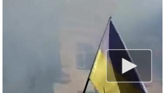 Украинские СМИ: на улицах Киева погибло несколько человек