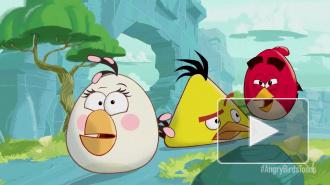 """Мультфильм """"Angry Birds"""": опубликован новый трейлер"""