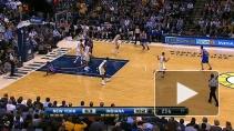 Видео: Баскетболист сделал голевой пас… пяткой