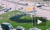 Видео: легковой автомобиль развернуло на Народной улице
