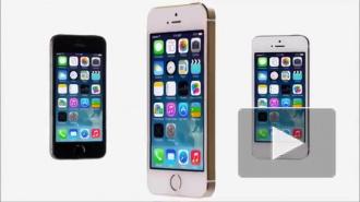 Официальные продажи iPhone 5S и iPhone 5C стартуют в России 25 октября