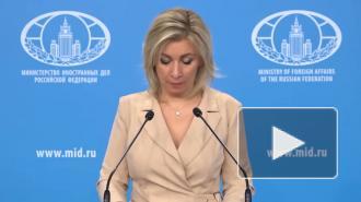 Захарова: у России вызывает тревогу стремление стран - членов НАТО к милитаризации Арктики