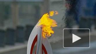 Олимпийский огонь в Астрахани 26.01: маршрут, время, перекрытие улиц, двугорбый верблюд и санки-чунки