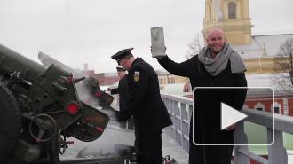 Максим Аверин шарахнул по Петербургу залпом любви