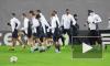 Футболисты Манчестер Сити замерзли на тренировке