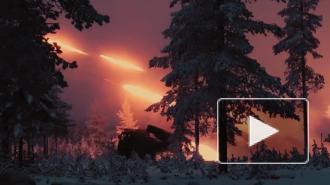 Финляндия совершила одновременный залп из 240 ракет у границ России