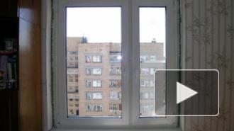 В Петербурге девушка выбросилась из окна, увидев, что муж пришел домой пьяный