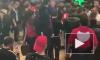 Видео: Участники турнира ММА в Москве устроили массовую драку