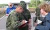 Противопожарные учения в 138-ой бригаде в Каменке