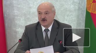"""Лукашенко назвал оппозицию """"черной сотней"""""""