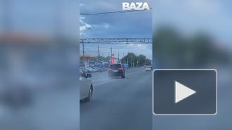 СМИ: российский экс-губернатор сел пьяным за руль, сбил дорожные знаки и уснул