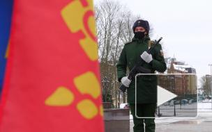 В Выборге отметили День защитника Отечества