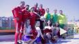 В Петербурге прошел заключительный матч проекта «Футбол ...