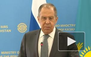 Лавров назвал тупиковой линию США в политике по отношению к России