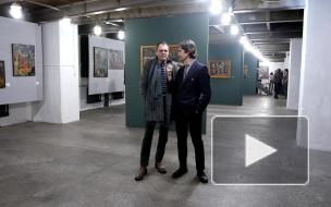 Борис Зинкевич и Юрий Медведев в МИСПе