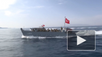Ливия официально запросила у Турции военную поддержку