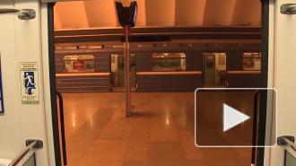 Систему оповещения пассажиров в метро Петербурга проверят 24 мая