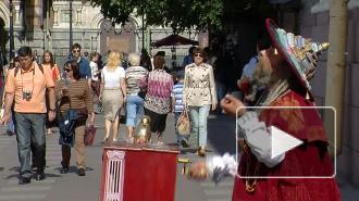 Шарманщик Кирилл устал от гопников