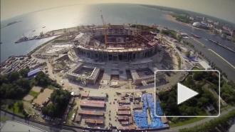Комиссия ФИФА проверила ход строительства Зенит-Арены