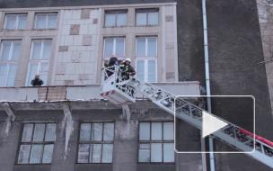 В Петербурге снова эвакуируют школы и больницы