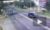 Жесткое видео из Подмосковья: Джип на полном ходу сбил двух женщин в Дмитрове