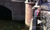 ДТП у Аничкова моста: ограда упала в воду