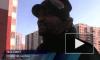 Тео на снегу. Как петербургские африканцы спасаются от морозов