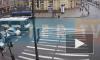 """На пешеходном переходе у метро """"Площадь Восстания"""" сбили пешехода"""